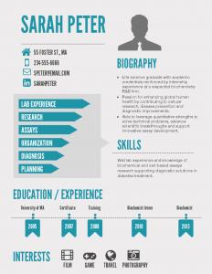 good-resume-formats